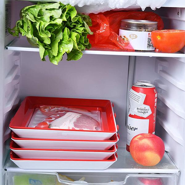 Adatto per microonde, frigorifero e congelatore image