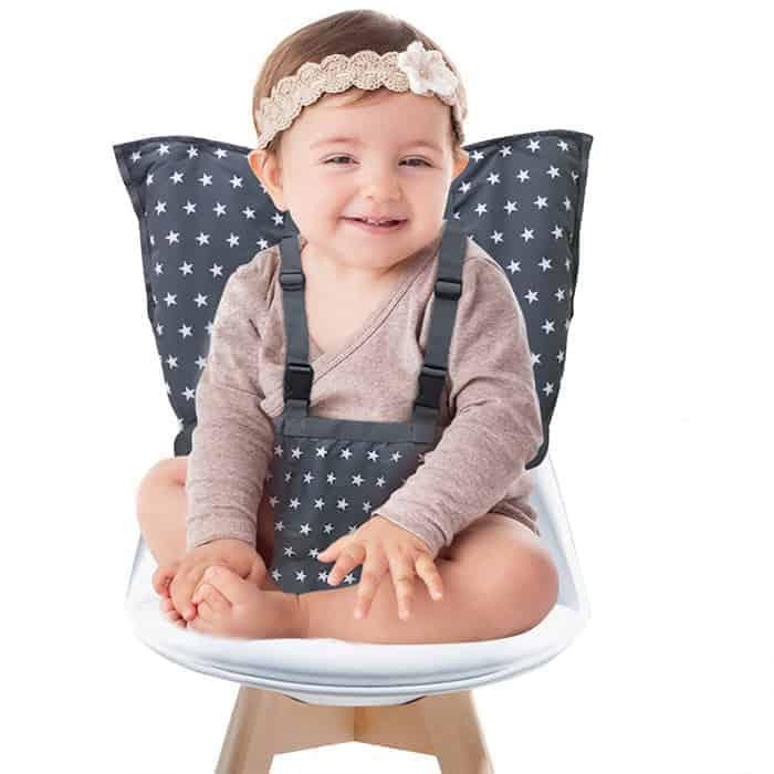 Il coprisedia è adatto per la maggior parte delle sedie image